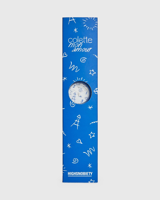 SWATCH x colette Mon Amour - Watch Blue - Image 4
