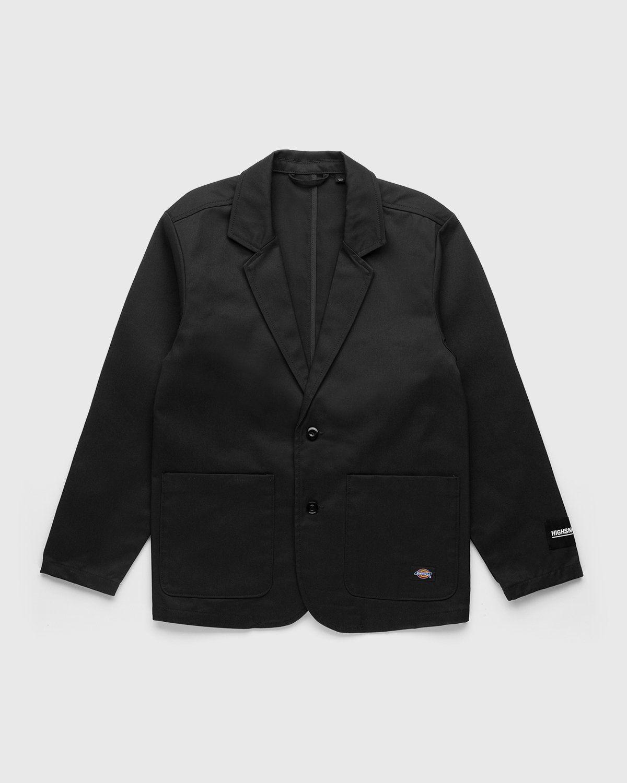 Highsnobiety x Dickies – Blazer Black - Image 1