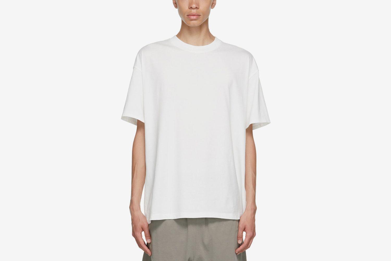 3-Pack White T-Shirts