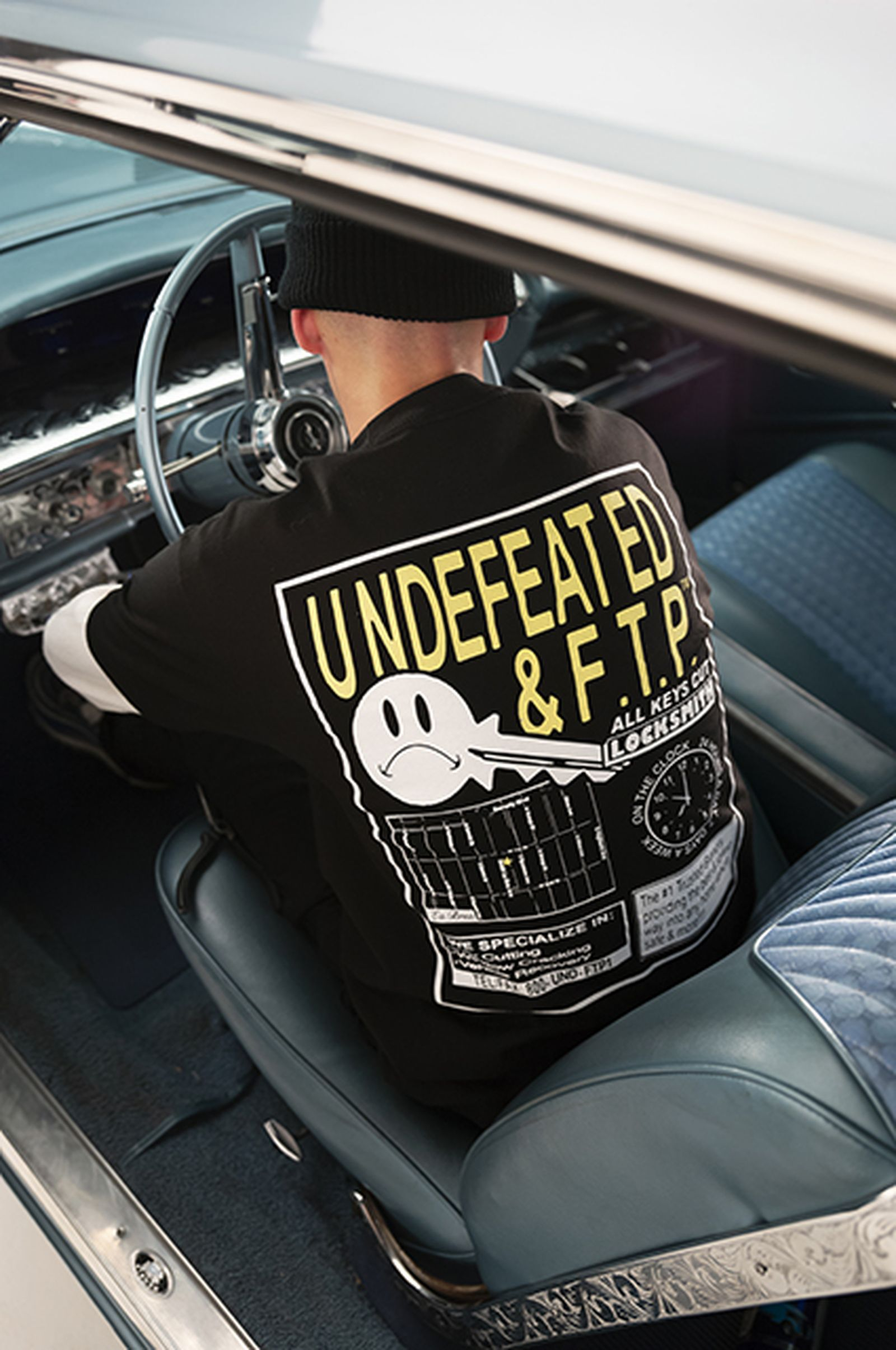 undefeated ftp collaboration fuckthepopulation