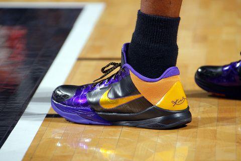 Kobe Bryant Nike sneakers