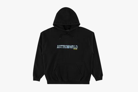 Astroworld Tour Hoodie Sweatshirt