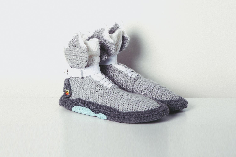 Nike Air MAG Slippers