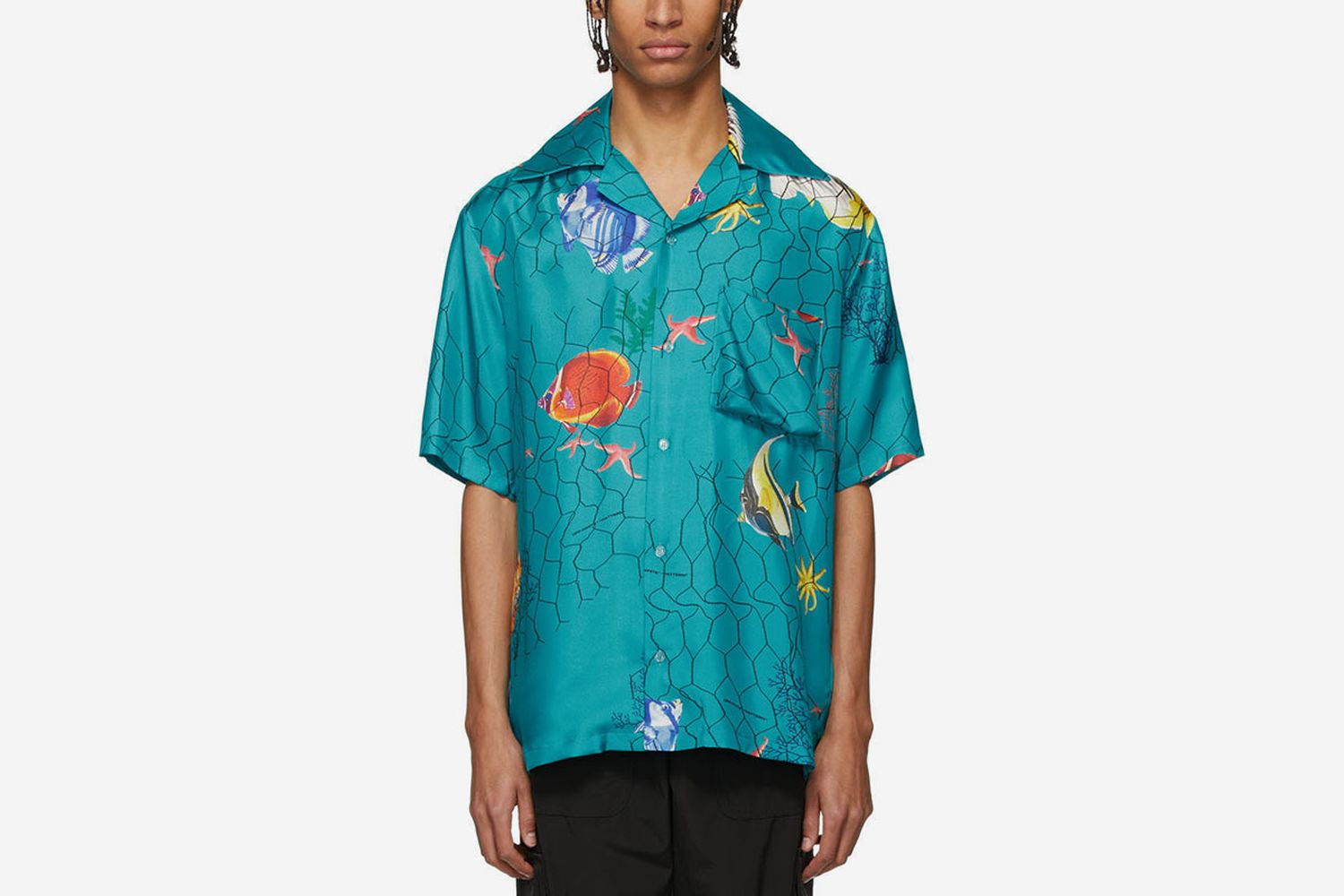 Silk Holiday Shirt