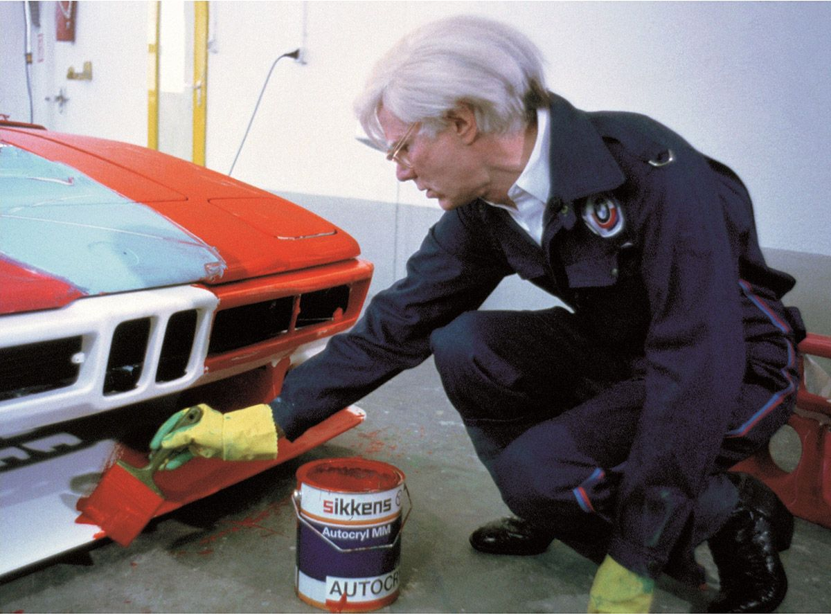 BMW Art Cars: A Comprehensive History Straight From the Experts
