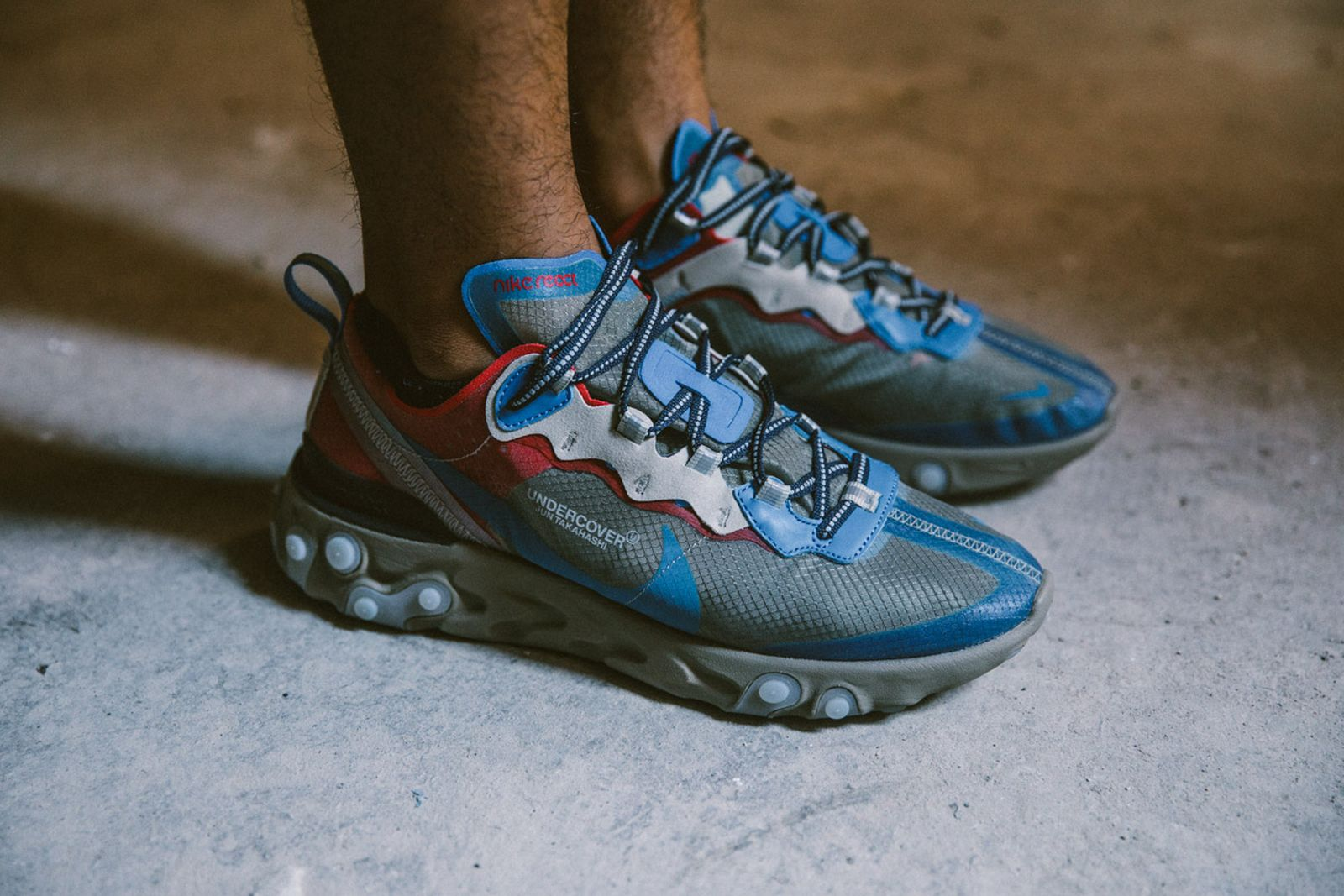 nike react element undercover Nike React Element 87