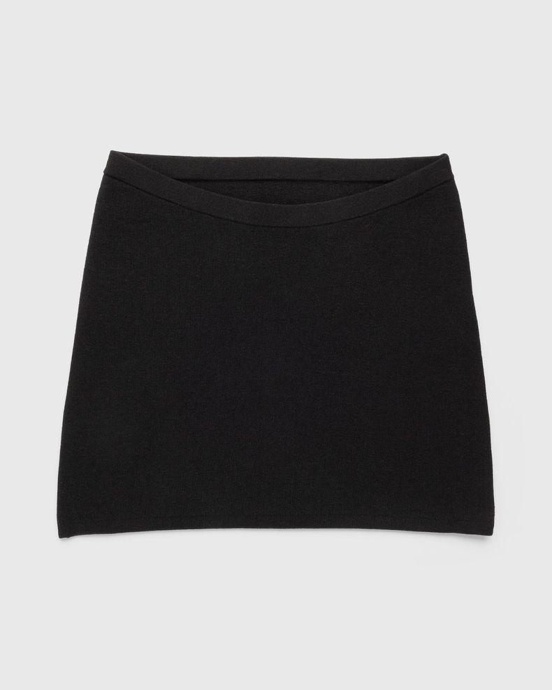 Heron Preston for Calvin Klein - Womens Mini Skirt Black