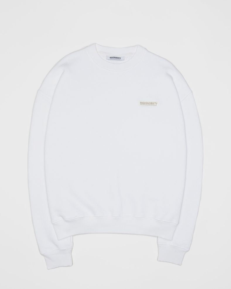 Highsnobiety Staples — Sweatshirt White