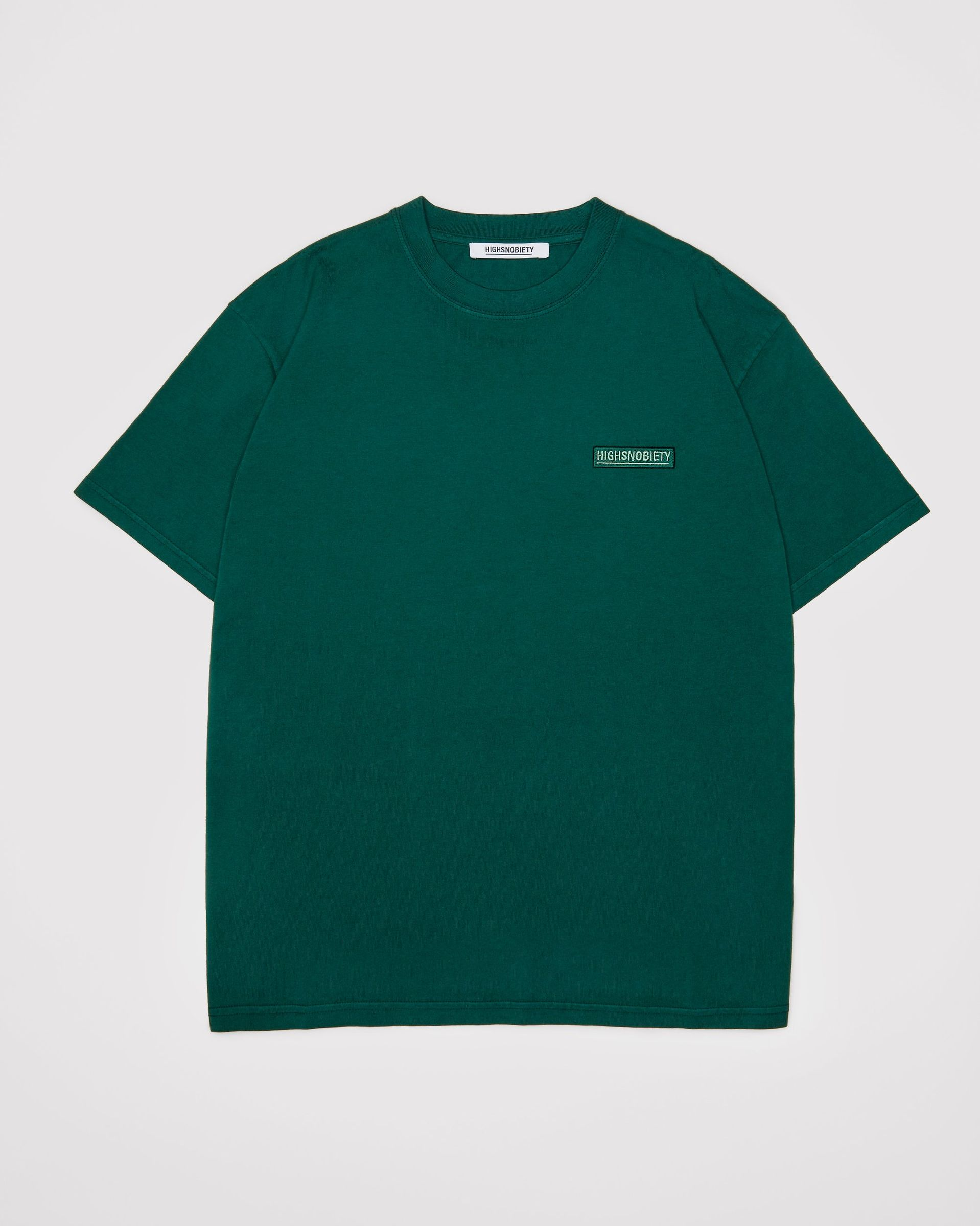 Highsnobiety Staples - T-Shirt Green - Image 1