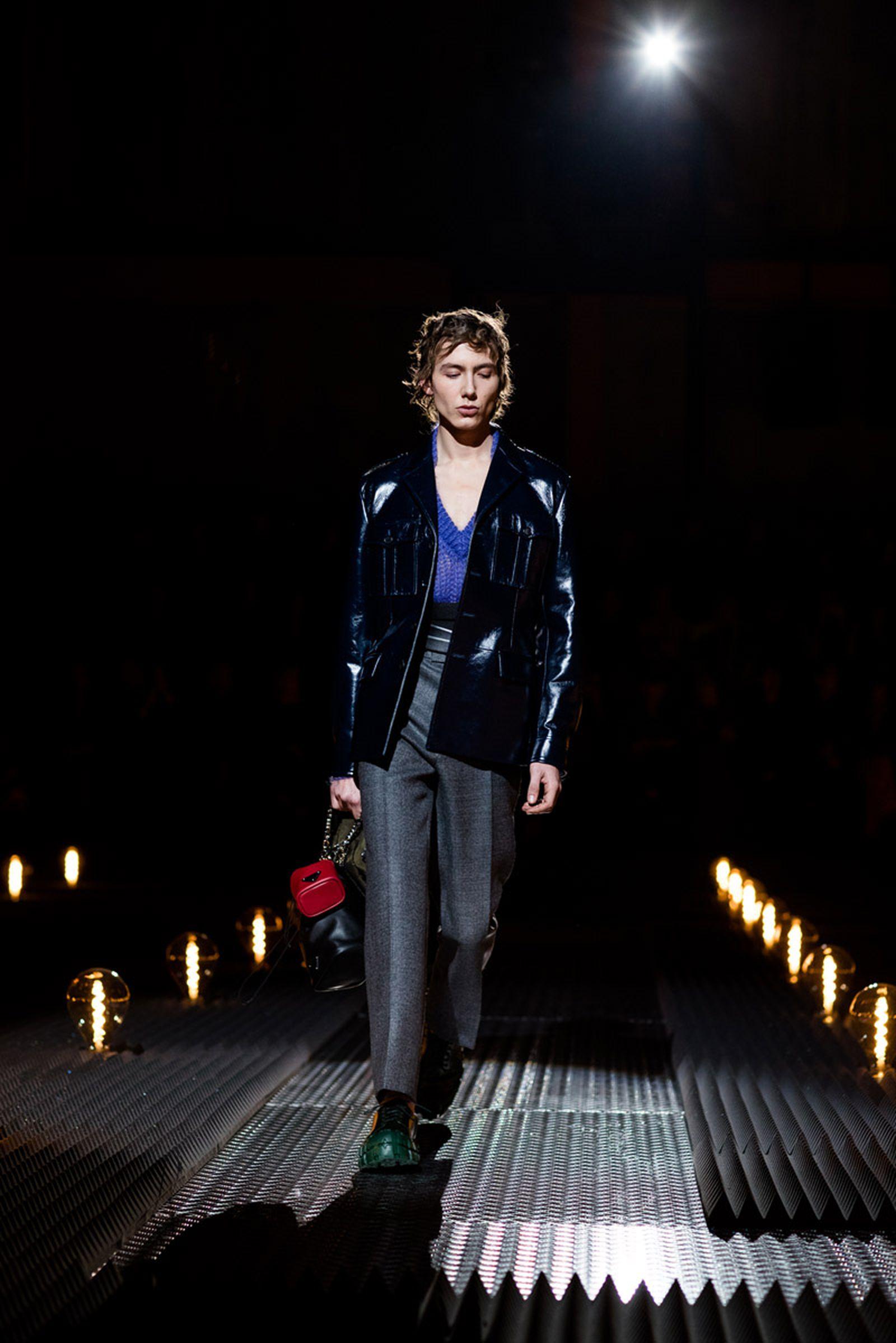 5prada fw19 milan fashion week rumway runway