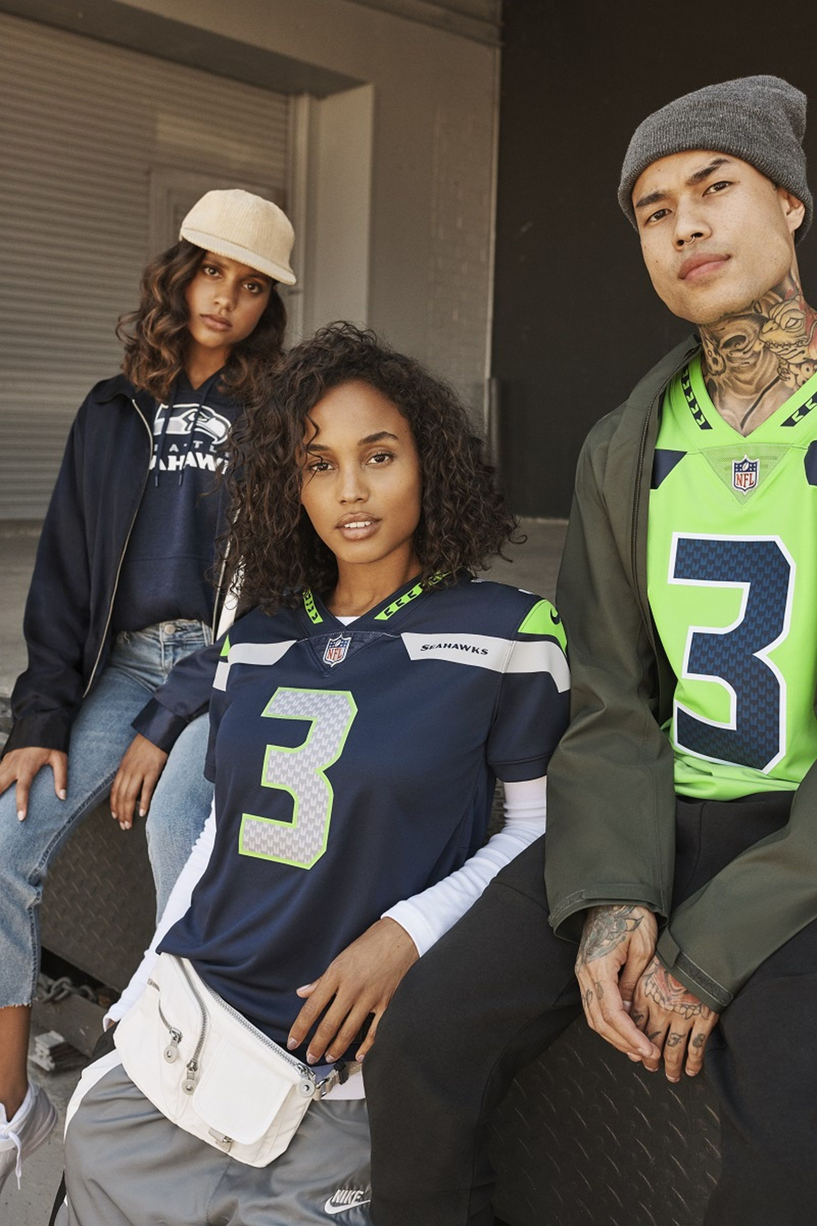FA18 NFB NA NFL SEAHAWKS FANGEAR 0677 Nike