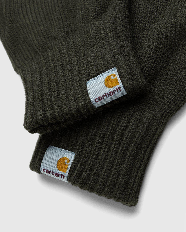 Carhartt WIP – Witten Gloves Khaki - Image 3