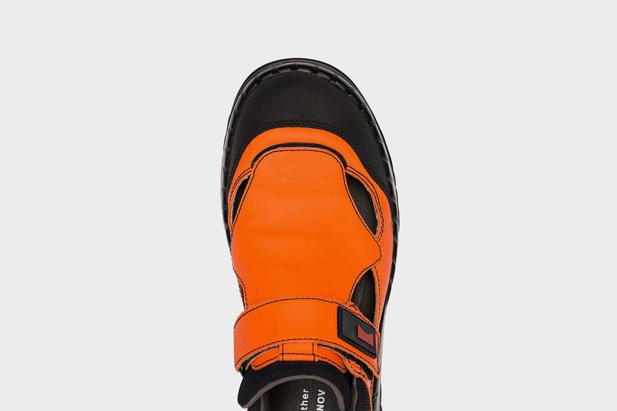 Velcro Strap Sneakers