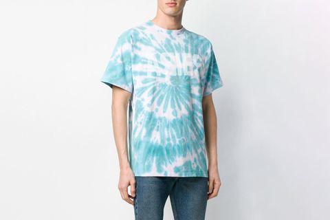 Logo Tie Dye T-shirt
