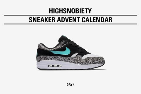 highsnobiety advent calendar day four