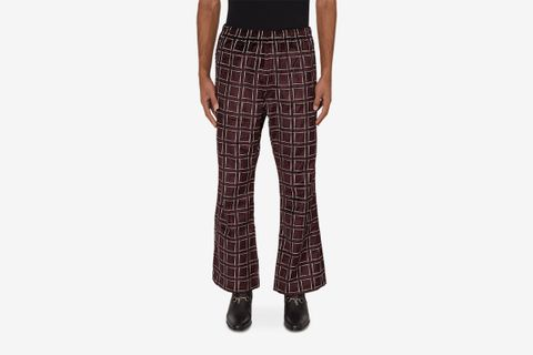 Warm-up Boot-cut Pant