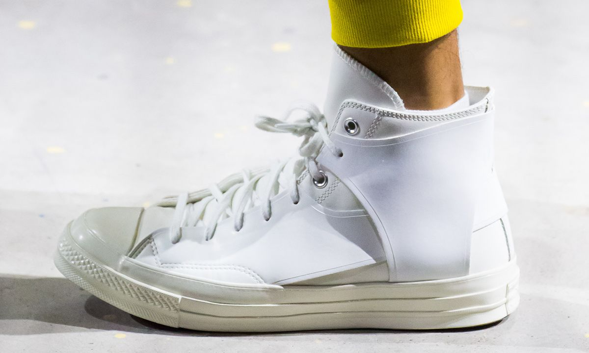 Feng Chen Wang's Latest Chuck 70 Is Inspired by Air Force Boots