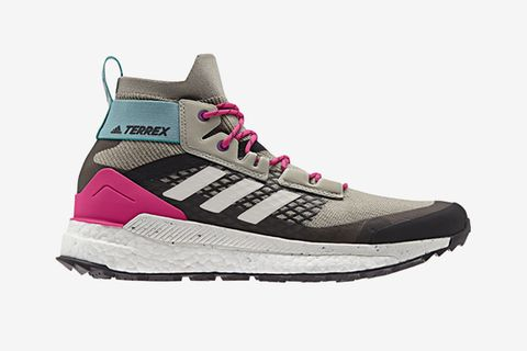 fccff698e5b94 adidas  Boost Terrex Free Hiker Receives a Poppin  Second Colorway