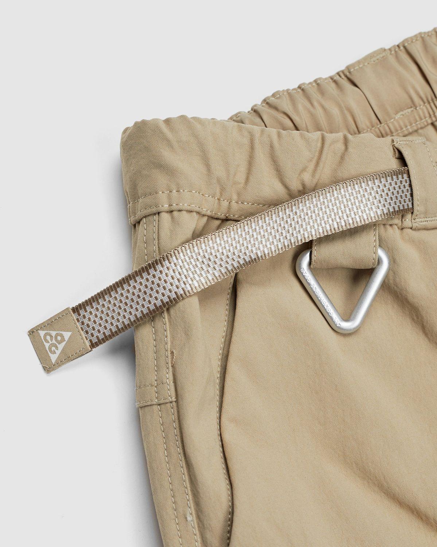 "Nike ACG ""Smith Summit"" - Khaki - Men's Cargo Pant - Image 4"