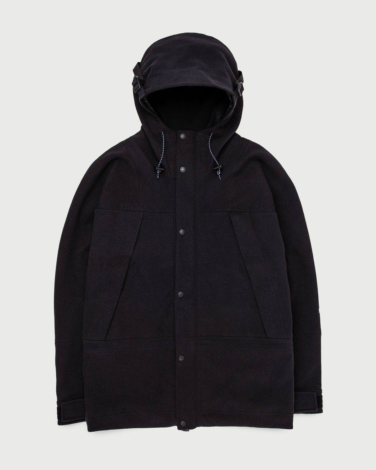 The North Face Black Series — Spacer Knit Mountain Light Jacket Black - Image 1