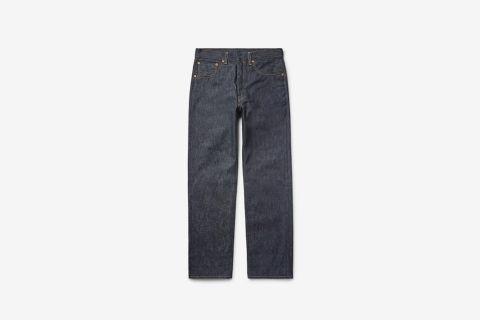 1955 501 Selvedge Denim Jeans