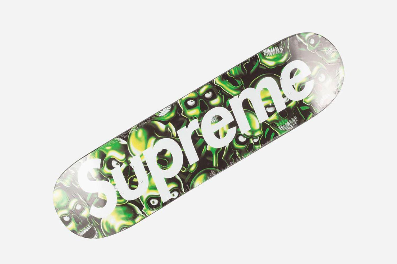 Skull Pile Skateboard Deck