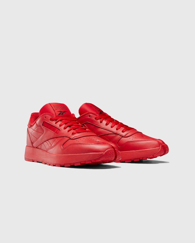 Maison Margiela x Reebok — Classic Leather Tabi Red - Image 2