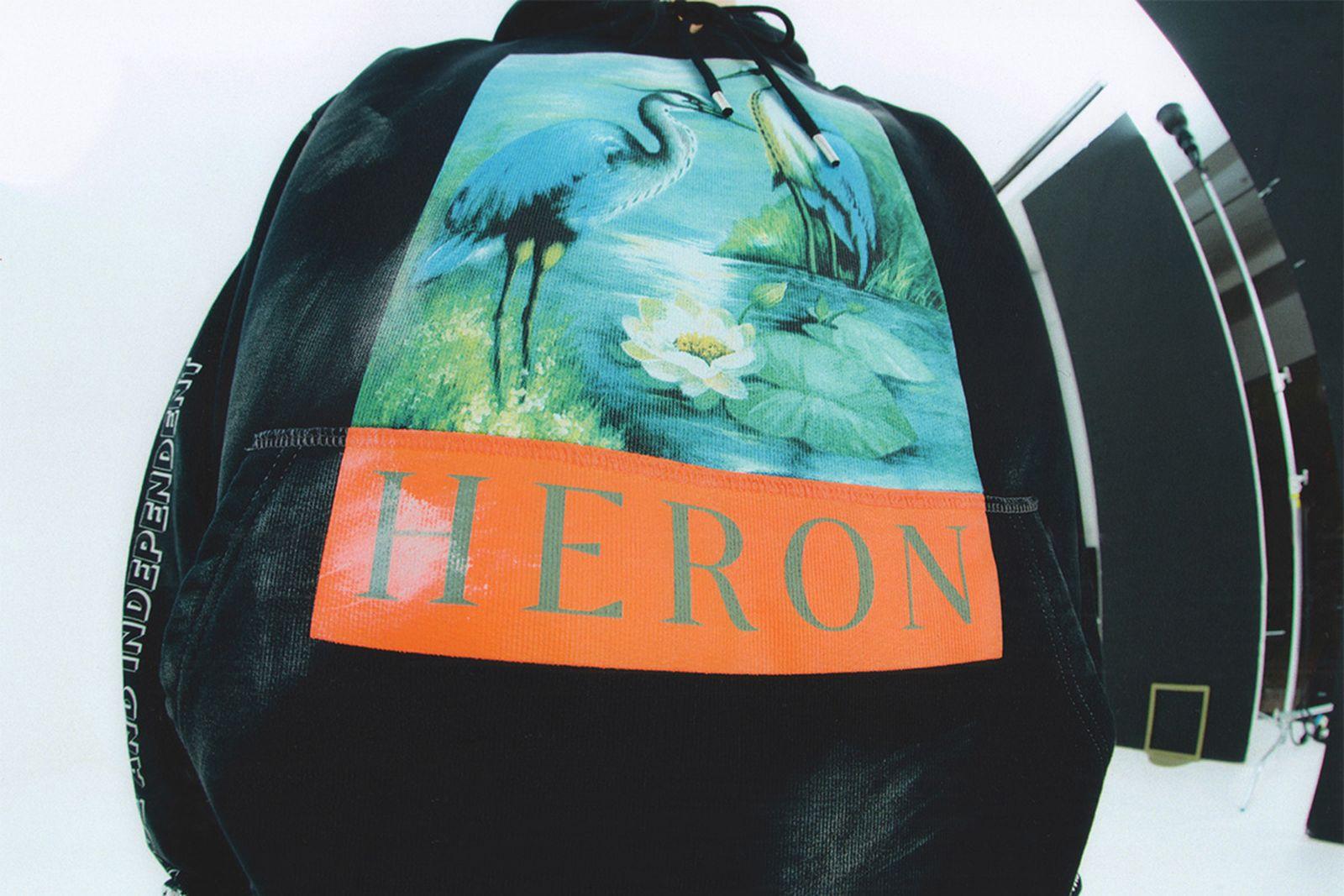 Luisaviaroma x Heron Preston