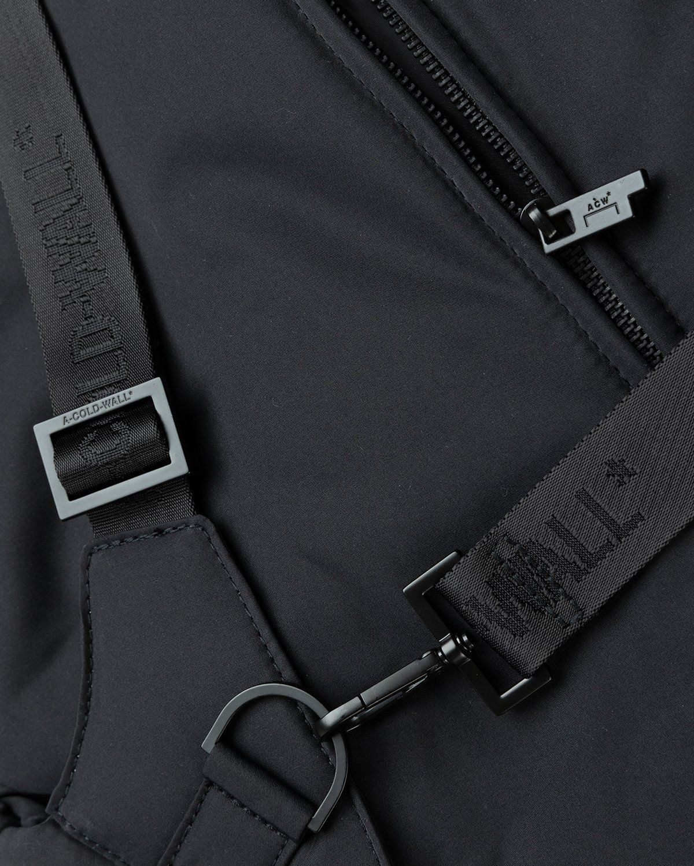 A-COLD-WALL* – Semi Gilet Body Bag Black - Image 7