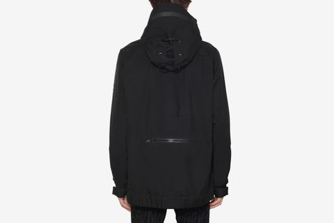 GORE-TEX Nylon Zip Hooded Jacket