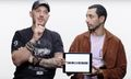 'Venom's Tom Hardy & Riz Ahmed Teach You British Slang