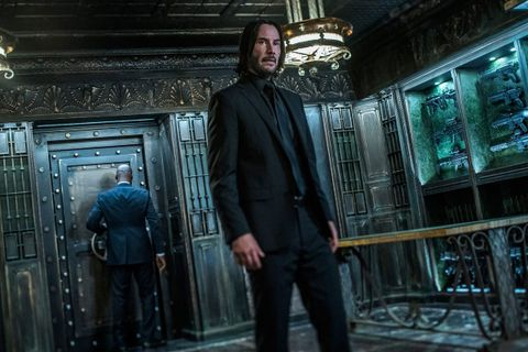 john wick chapter 3 parabellum critic reviews keanu reeves