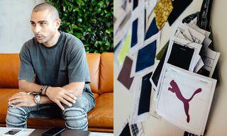 EXCLUSIVE: Meet Yassine Saidi, the Man Behind PUMA's Style Collaborations