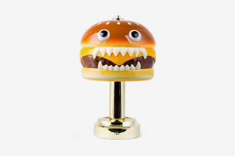 Undercover Hamburger Lamp, 2018