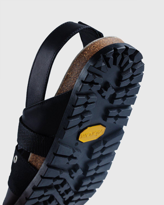 A.P.C. x Sacai — Sandals Black - Image 5
