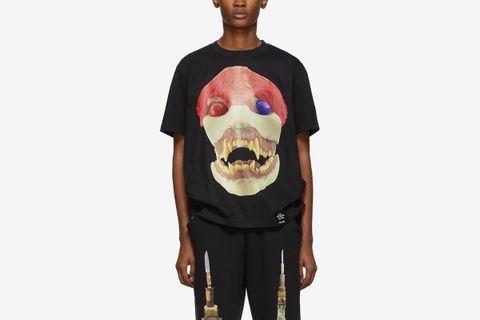 Skull Basic T-Shirt