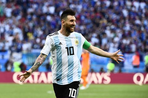 Facebook: Messi Was The World Cup's Most Discussed Player