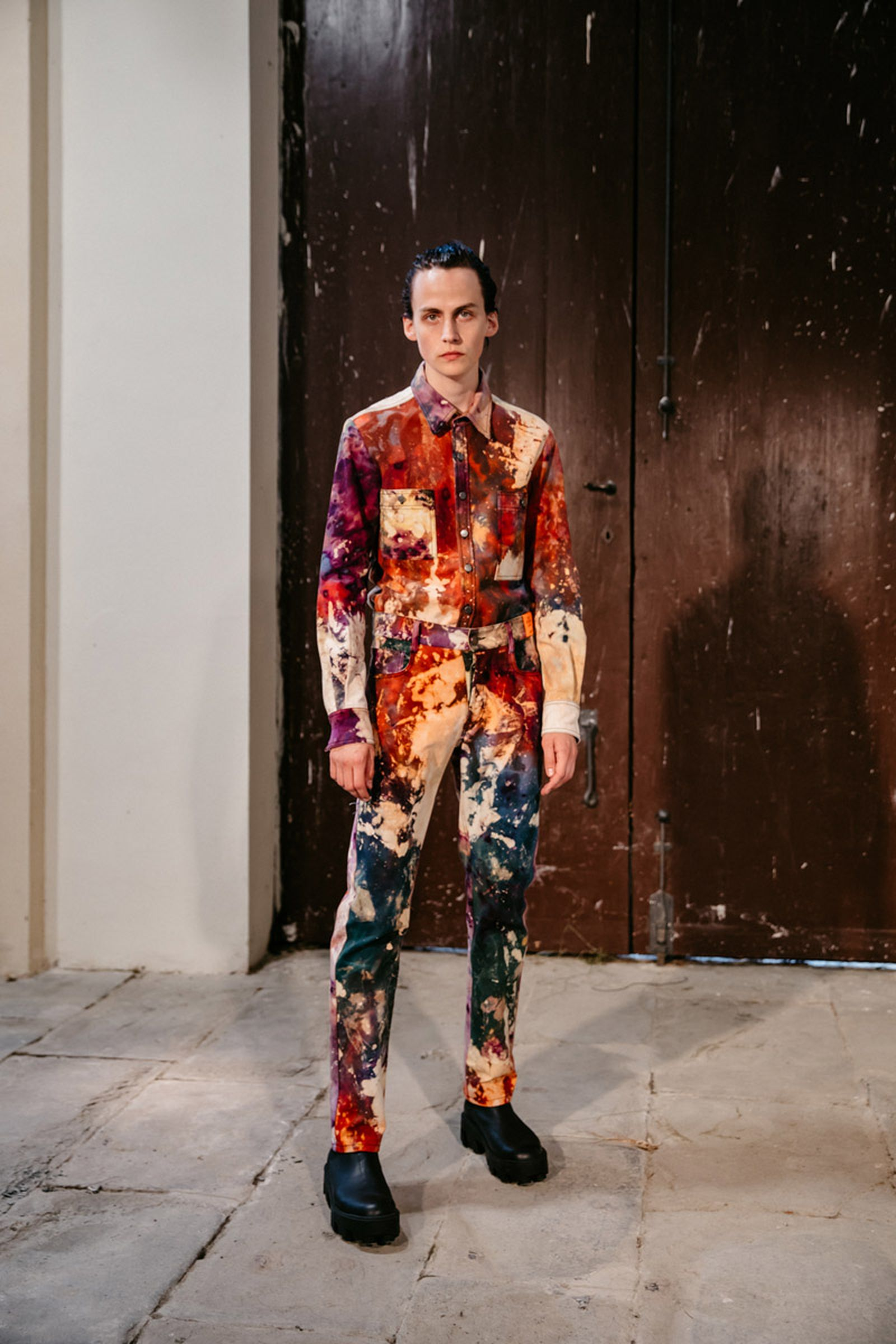 MSS20 Pitti Uomo Syerling Ruby Julien Tell For Web 01 Raf Simons sterling ruby