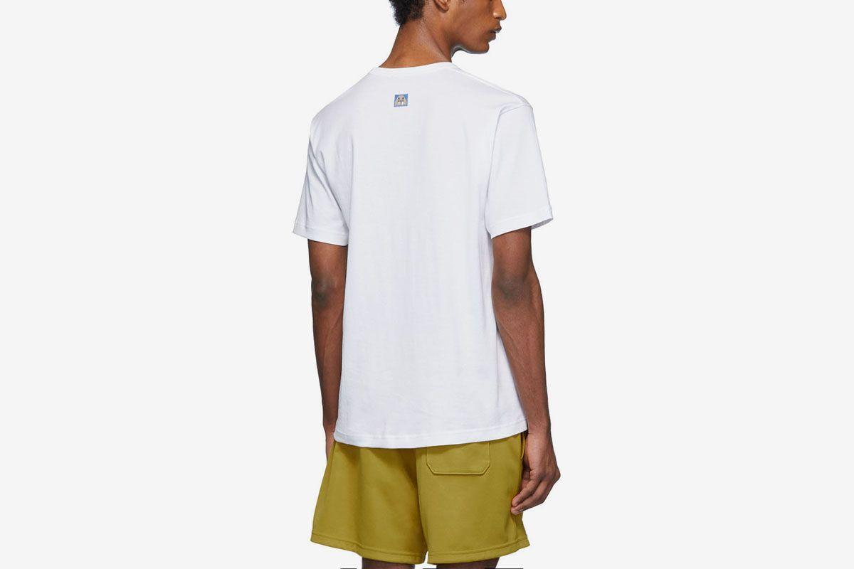 Nash Animal Face T-Shirt