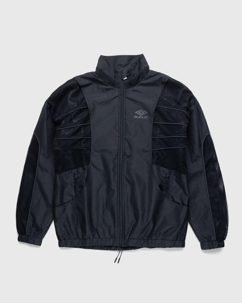 Umbro x Sucux – Zenomorph Jacket Black