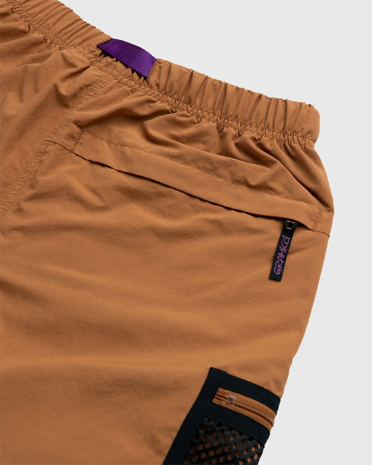 Gramicci for Highsnobiety – Shorts Rust - Image 6