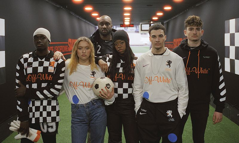 79efbaa1 Virgil Abloh OFF-WHITE x Nike World Cup Capsule is About to Drop