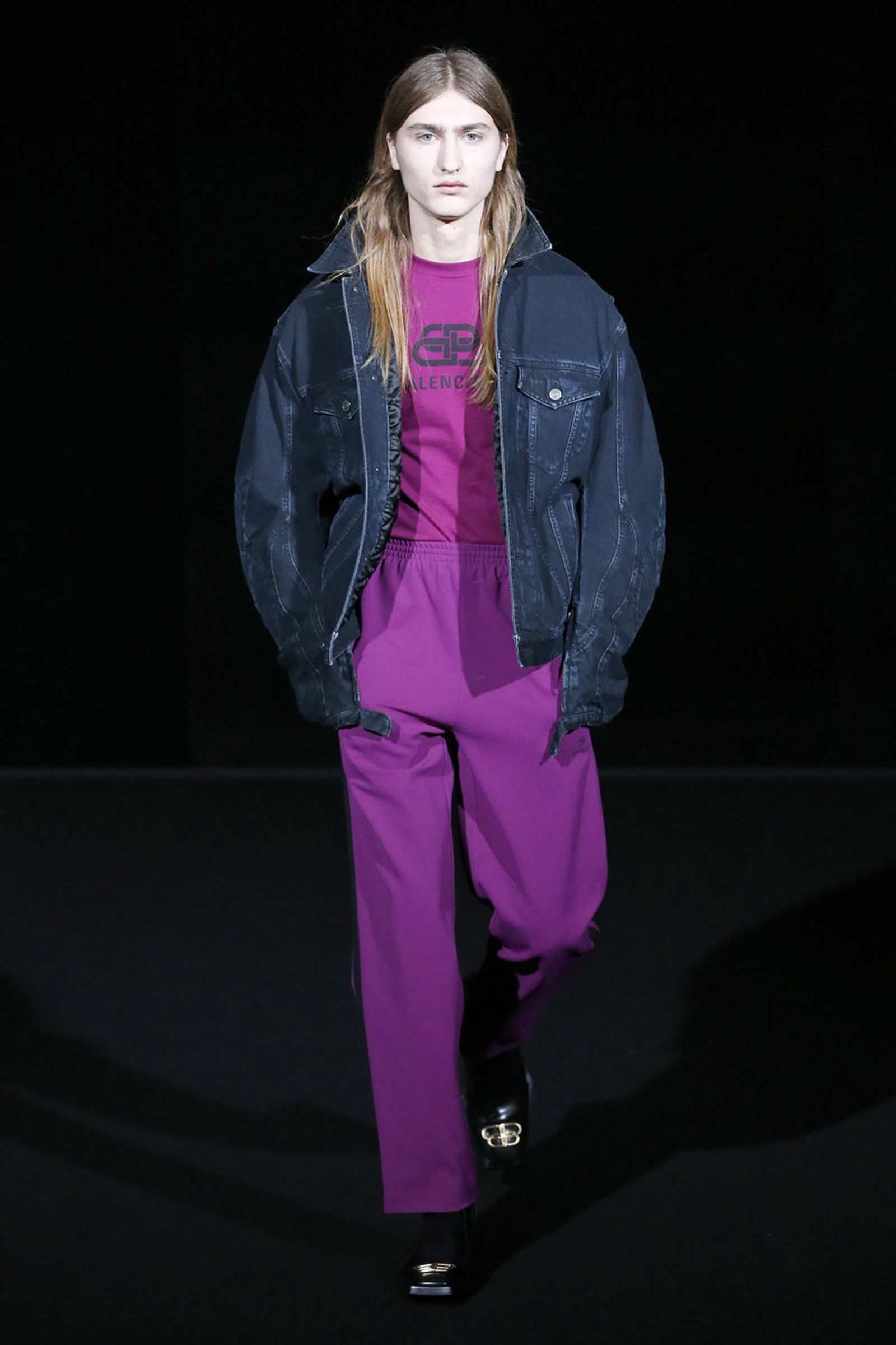 Balenciaga : Runway Paris Fashion Week Womenswear Fall/Winter 2019/2020