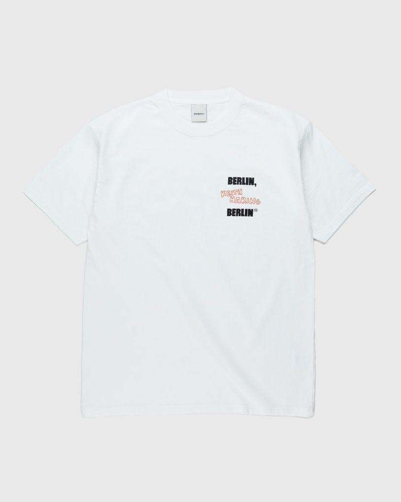 Highsnobiety x Keith Haring – T-Shirt White
