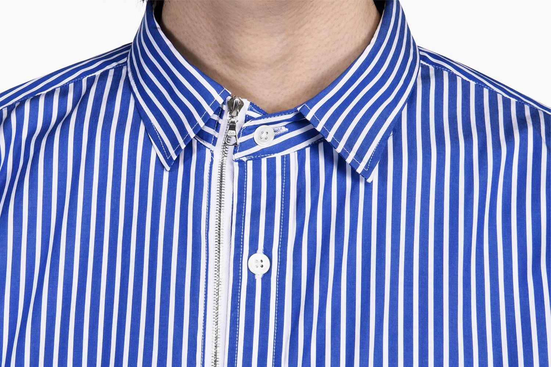 Utility Zip Shirt