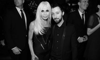 Anthony Vaccarello Confirmed as the Next Versus Versace Designer