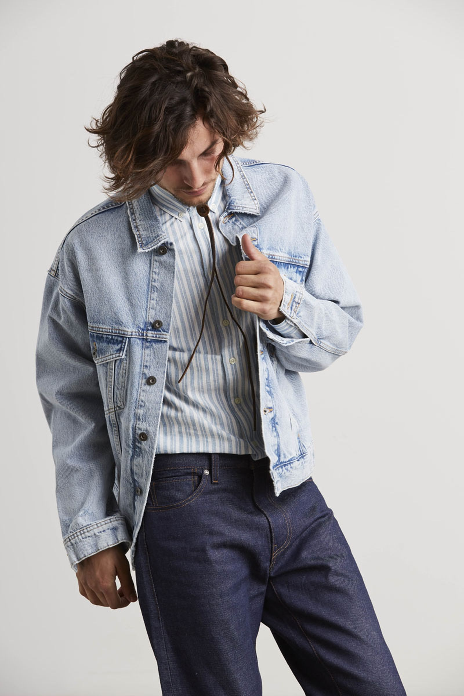 16levis made and crafted ss19 lookbook Levi's