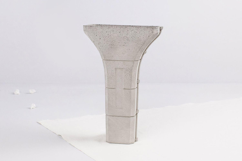 Siment Metro Vase