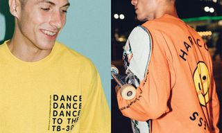 FACT. Pays Homage to Acid House and Joy Division in Fall Collection