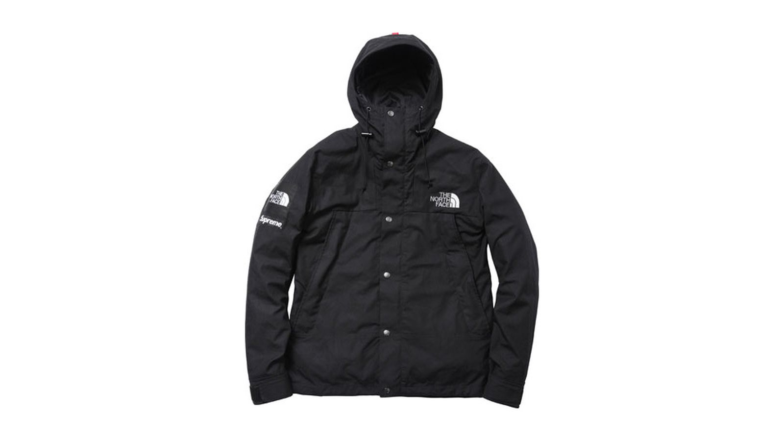 supreme x the north face history fw10